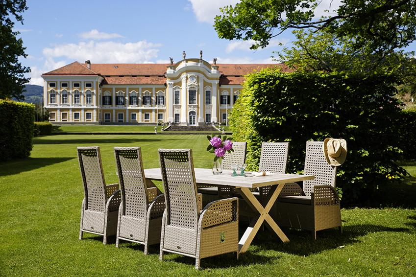 Günstige Gartenmöbel preiswert, Ikea oder doch Designer