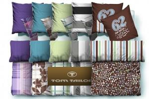 Bettwäsche Von Tom Tailor Frische Farbe Coole Designs Tom