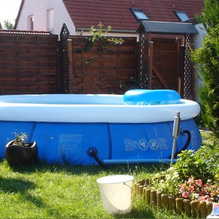 Was kostet ein Holz-Swimmingpool und wie baut man diesen auf ...